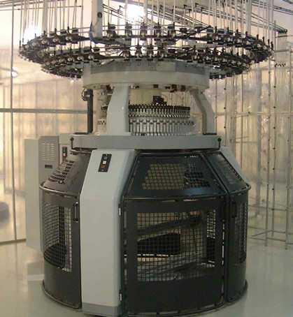 Mayer & Cie machine