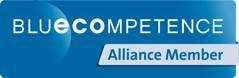 Blue Competence Alliance Member logo