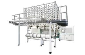 Textronic lace machinery