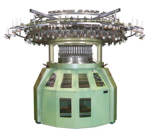 Striper machinery