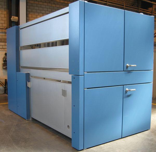 Energy saving chamber