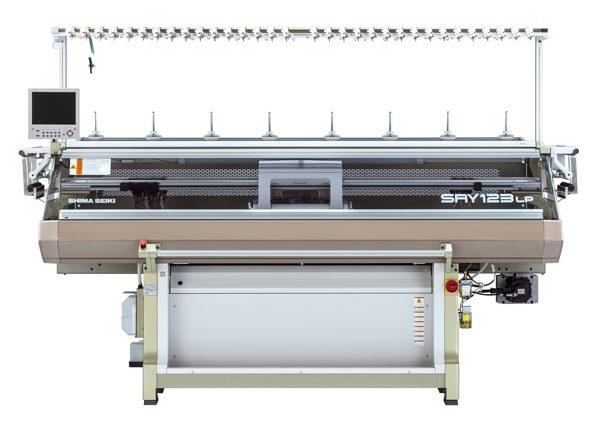 Shima Seiki's SRY123LP