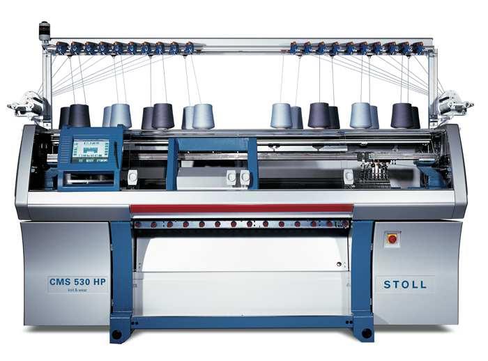 Stoll machinery