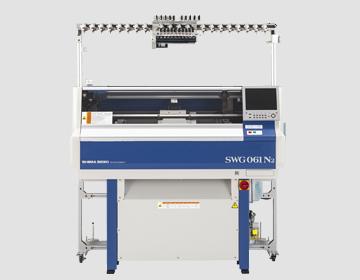 The SWG-N2 series of compact WholeGarment machines