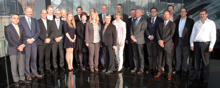 Meeting of the General Managers in Vienna