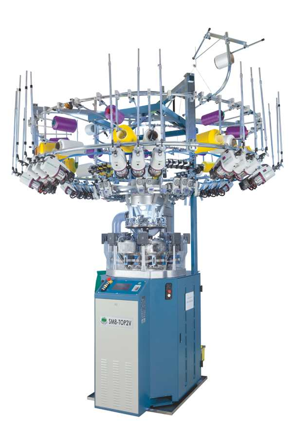 Santoni machine