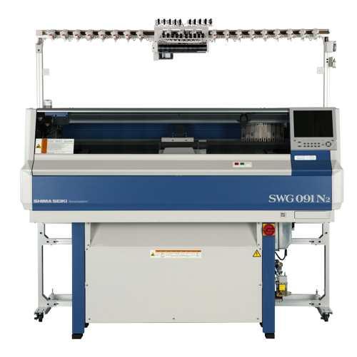 SWG091N2 compact WholeGarment knitting machine