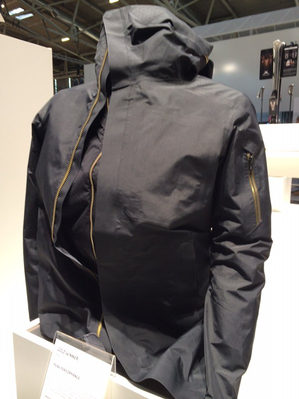 Winning Gore jacket