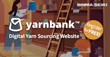 Shima Seiki Yarn Bank September 2020